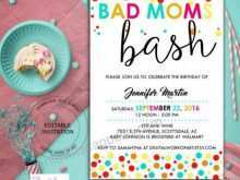38 Report Birthday Party Invitation Templates Editable Layouts with Birthday Party Invitation Templates Editable