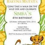39 Blank Lion King Birthday Invitation Template Free Layouts by Lion King Birthday Invitation Template Free