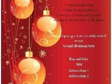 40 Creative Annual Holiday Party Invitation Template Templates with Annual Holiday Party Invitation Template