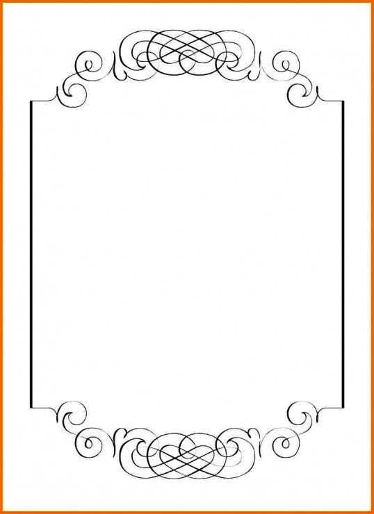 41 Blank Wedding Invitation Blank Template Free Layouts for Wedding Invitation Blank Template Free