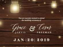 Wedding Invitation Format Hd
