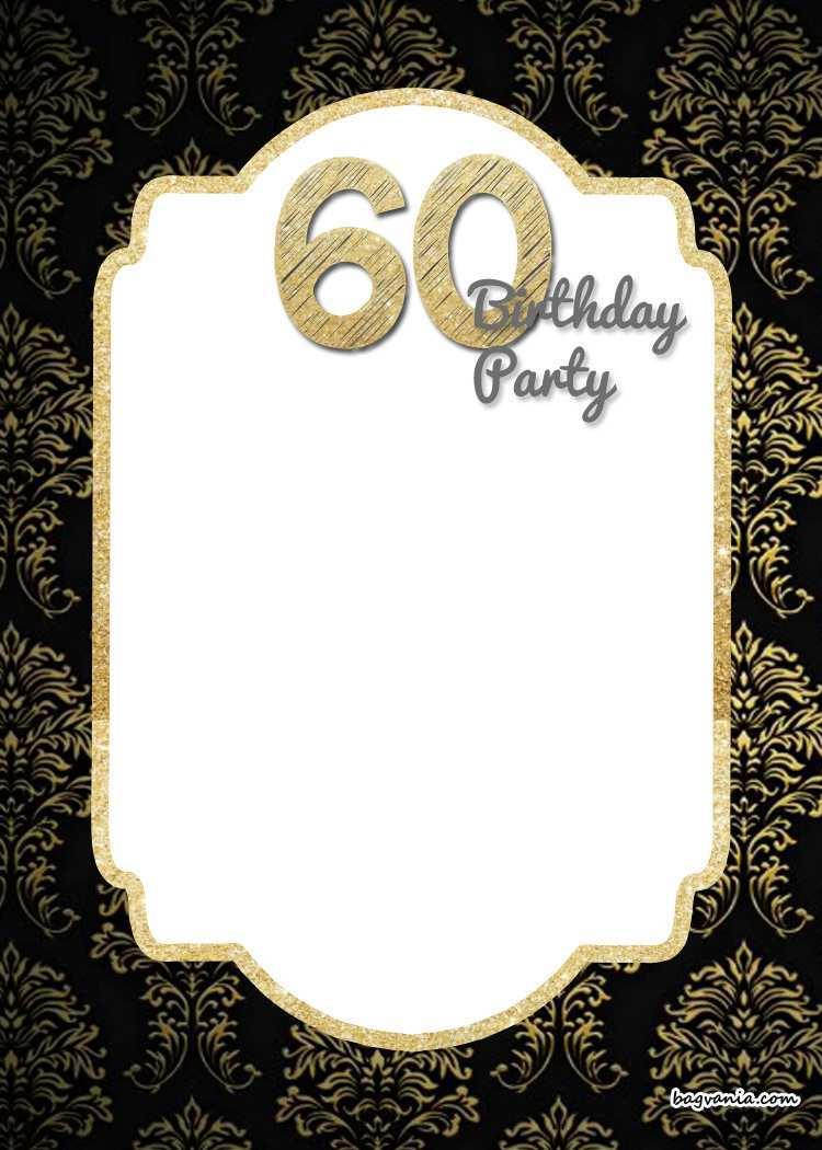 43 Creative Birthday Invitation Template Pdf Now with Birthday Invitation Template Pdf