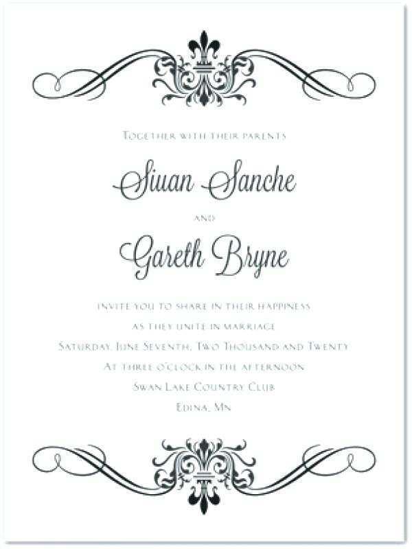 45 Blank Wedding Invitation Blank Template Free Templates for Wedding Invitation Blank Template Free