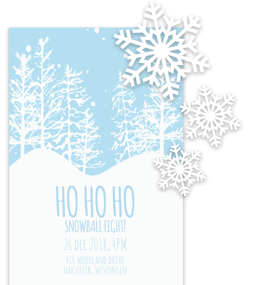 christmas dinner invitation template word  cards design