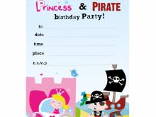 51 Report Blank Pirate Invitation Template Layouts by Blank Pirate Invitation Template