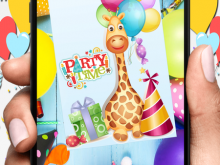 53 The Best Party Invitation Template App Layouts for Party Invitation Template App