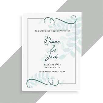 53 Visiting Blank Wedding Invitation Designs Hd Layouts for Blank Wedding Invitation Designs Hd
