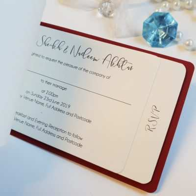 54 How To Create Cheque Book Wedding Invitation Template Formating with Cheque Book Wedding Invitation Template