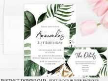 54 Online Birthday Invitation Template Pdf PSD File with Birthday Invitation Template Pdf