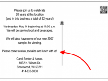 55 Create Meeting Invitation Card Example Templates with Meeting Invitation Card Example