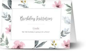57 Best 80Th Birthday Invitation Template Uk For Free by 80Th ...