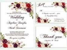 57 Standard Marsala Wedding Invitation Template Photo by Marsala Wedding Invitation Template