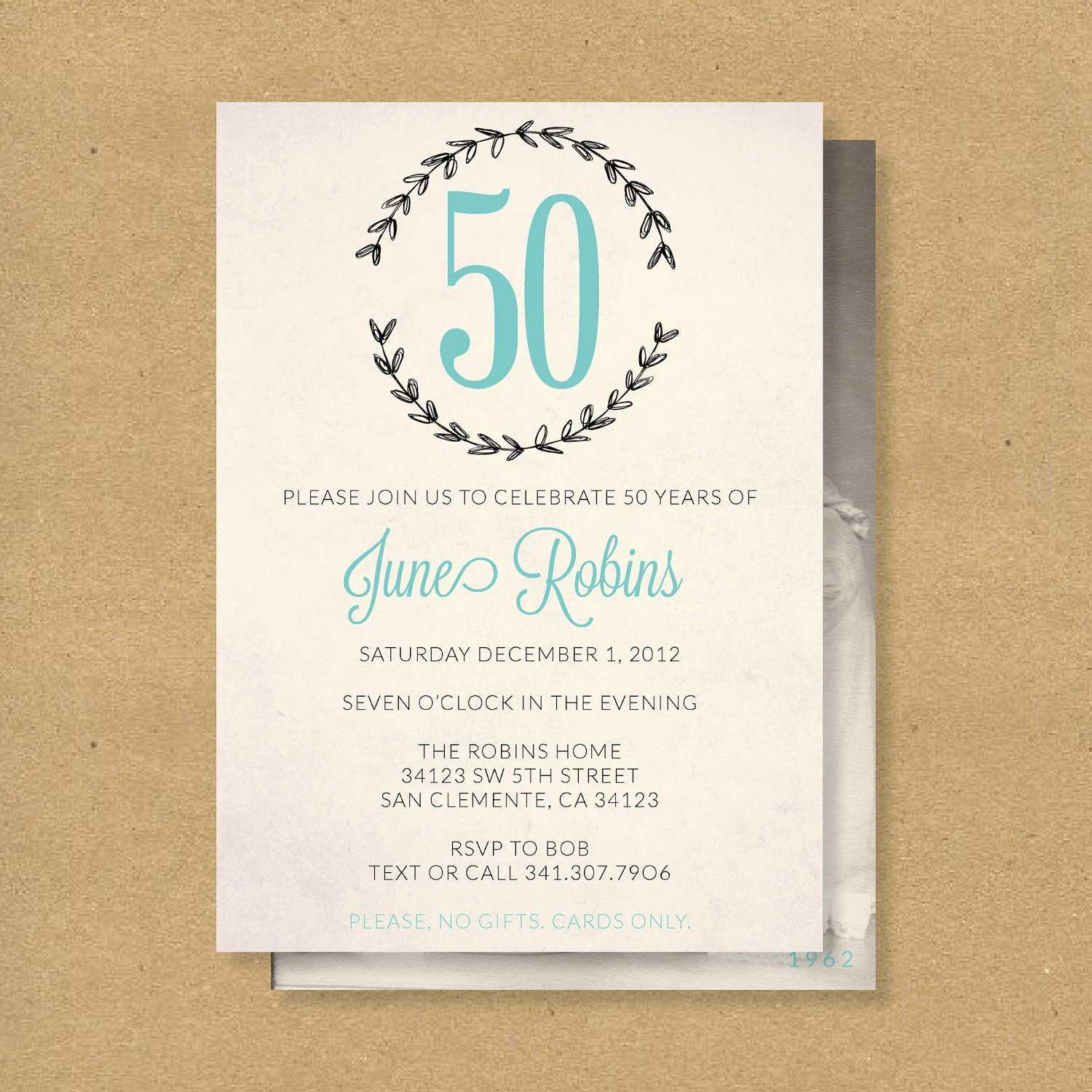 58 Visiting Birthday Invitation Template Doc With Stunning Design for Birthday Invitation Template Doc