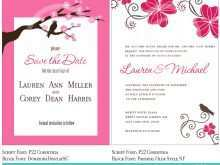 59 Adding Design And Create A Formal Invitation Card Template With Stunning Design by Design And Create A Formal Invitation Card Template