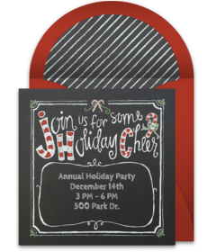 60 Free Christmas Party Invitation Template Online for Ms Word by Christmas Party Invitation Template Online