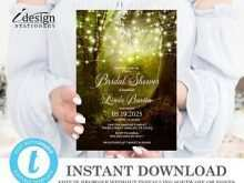 60 The Best Enchanted Forest Wedding Invitation Template Formating by Enchanted Forest Wedding Invitation Template