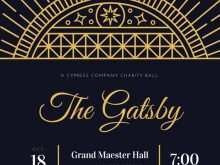 61 Creating Blank Great Gatsby Invitation Template Layouts for Blank Great Gatsby Invitation Template