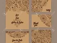 Envelope Wedding Invitation Template