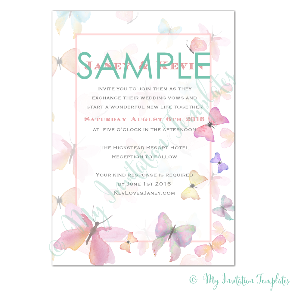 63 Customize Formal Invitation Template Download With Stunning Design with Formal Invitation Template Download