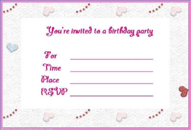 63 Visiting Birthday Invitation Template Online PSD File by Birthday Invitation Template Online