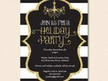 64 Creative Christmas Party Invitation Template Black And White Photo for Christmas Party Invitation Template Black And White