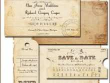 64 Customize Wedding Invitation Template Ticket Layouts by Wedding Invitation Template Ticket