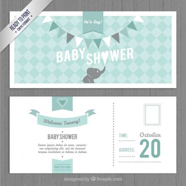64 Online Baby Shower Invitation Templates Vector Layouts with Baby Shower Invitation Templates Vector