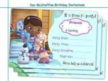 65 Adding Birthday Invitation Template Doc Formating by Birthday Invitation Template Doc