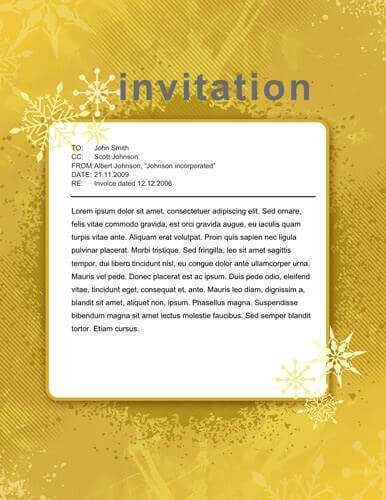 67 Adding A5 Party Invitation Template With Stunning Design with A5 Party Invitation Template