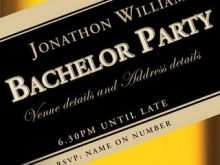 67 Blank Bachelor Party Invitation Template for Ms Word by Bachelor Party Invitation Template
