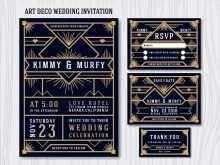 68 Free Blank Great Gatsby Invitation Template for Ms Word for Blank Great Gatsby Invitation Template