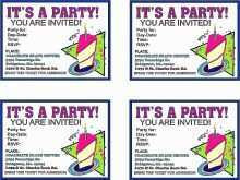 69 Blank Party Invitation Card Maker Online Free Formating by Party Invitation Card Maker Online Free