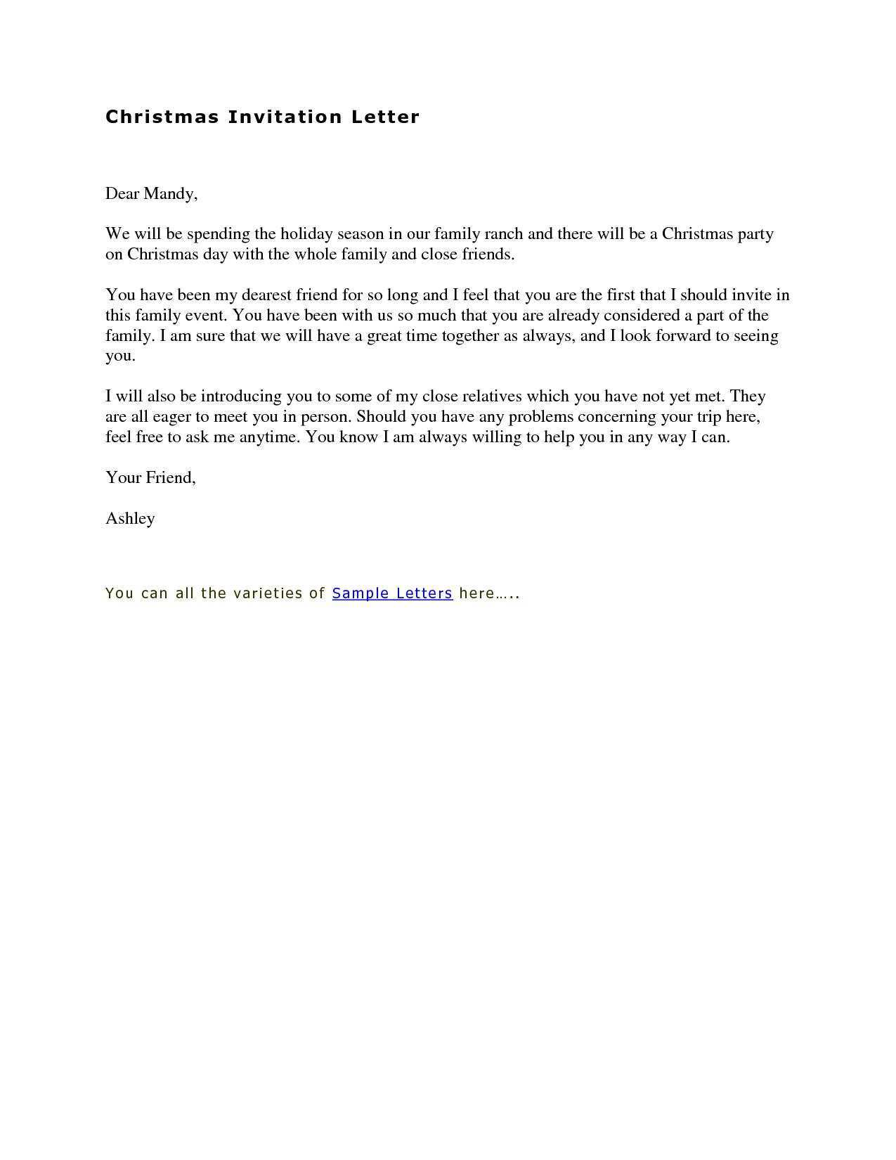 69 Create Christmas Party Invitation