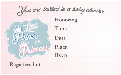 69 Customize Blank Gender Reveal Invitation Template Now for Blank Gender Reveal Invitation Template