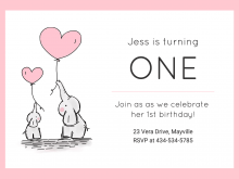 70 Creative Birthday Invitation Template With Photo For Free for Birthday Invitation Template With Photo