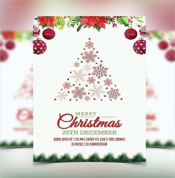 71 Free Christmas Party Invitation Template Online With Stunning Design with Christmas Party Invitation Template Online