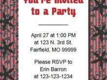 71 How To Create Ninja Party Invitation Template Free PSD File with Ninja Party Invitation Template Free