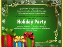 73 Customize Our Free Christmas Dinner Invitation Examples for Ms Word for Christmas Dinner Invitation Examples