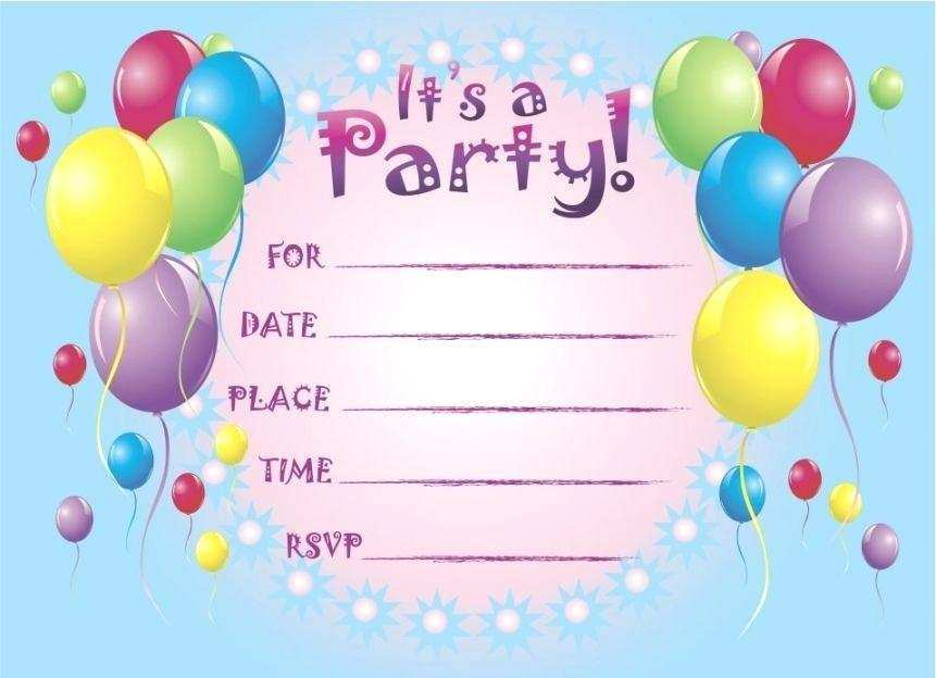 74 Creative Party Invitation Card Maker Online Free For Free with Party Invitation Card Maker Online Free