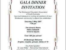 74 Visiting Business Dinner Invitation Sample Email in Word for Business Dinner Invitation Sample Email