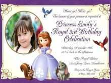 76 Customize Our Free Sofia The First Invitation Blank Template Download by Sofia The First Invitation Blank Template