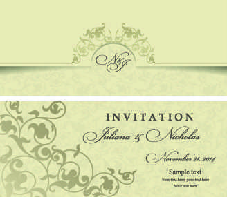 77 The Best Formal Invitation Template Vector Now by Formal Invitation Template Vector