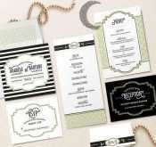 78 Customize Our Free Gatsby Wedding Invitation Template Free for Ms Word for Gatsby Wedding Invitation Template Free