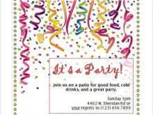 78 Printable Office Party Invitation Template Editable Formating by Office Party Invitation Template Editable