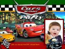 80 Adding Birthday Invitation Template Cars Templates for Birthday Invitation Template Cars