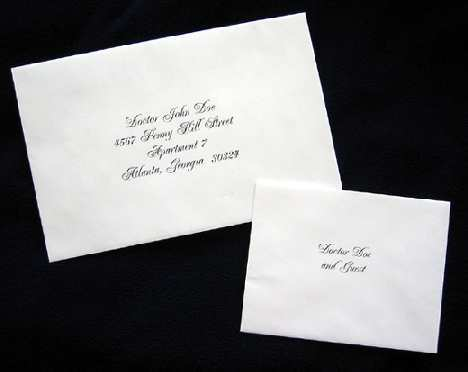 80 Format Invitation Card Envelope Writing Templates for Invitation Card Envelope Writing