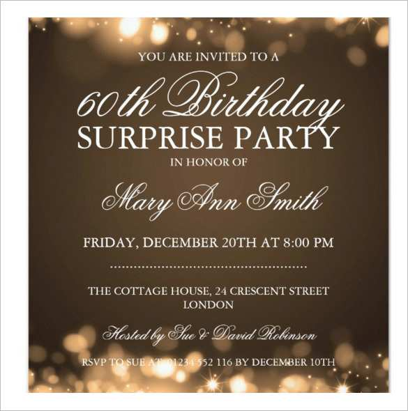 80 Visiting Birthday Invitation Card Template Word Formating with Birthday Invitation Card Template Word