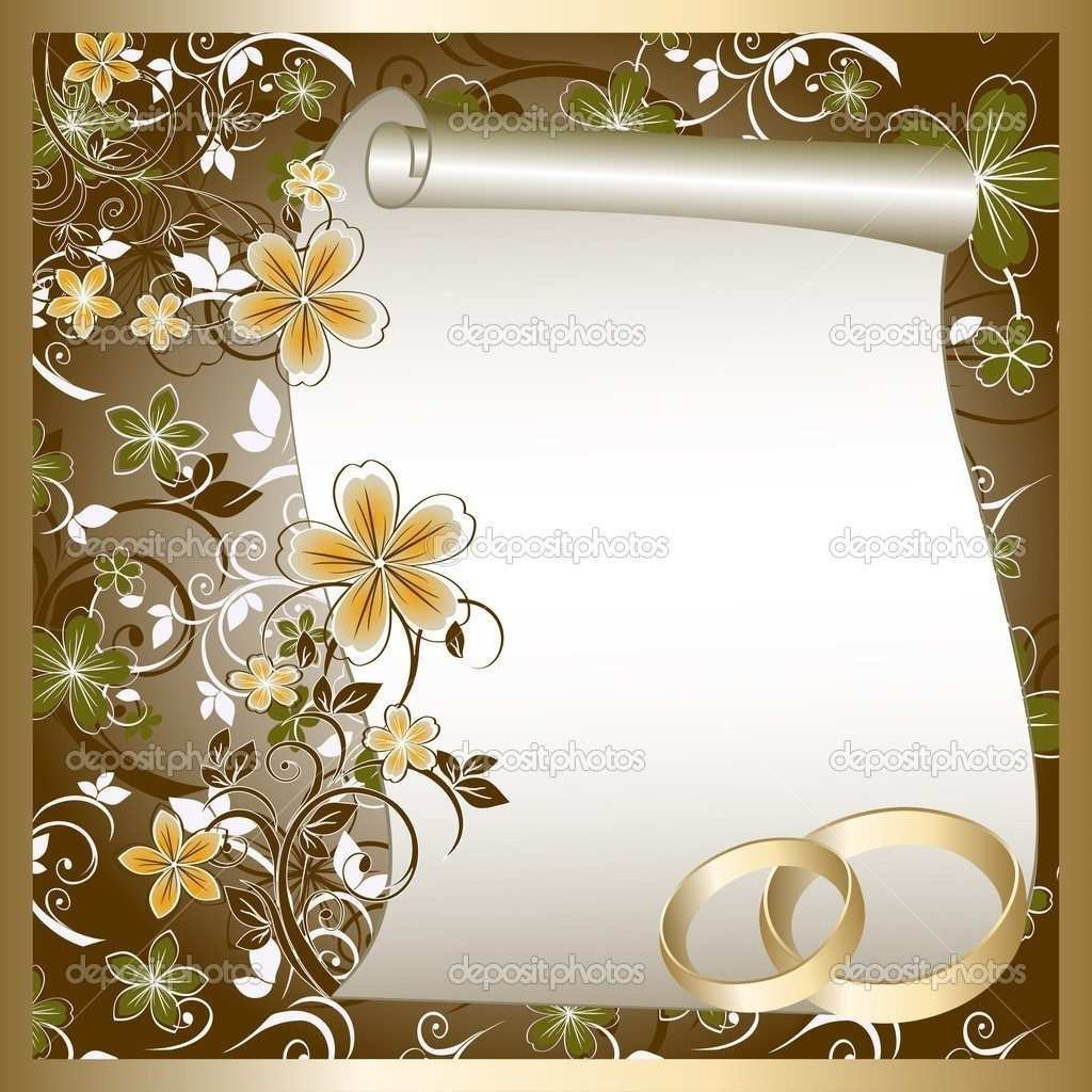 82 The Best Blank Wedding Invitation Designs Hd in Word with Blank Wedding Invitation Designs Hd