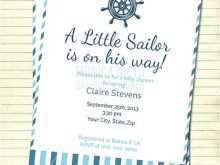 The Example Of Formal Invitation Card