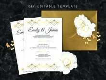 85 Adding Gatsby Wedding Invitation Template Free Formating by Gatsby Wedding Invitation Template Free